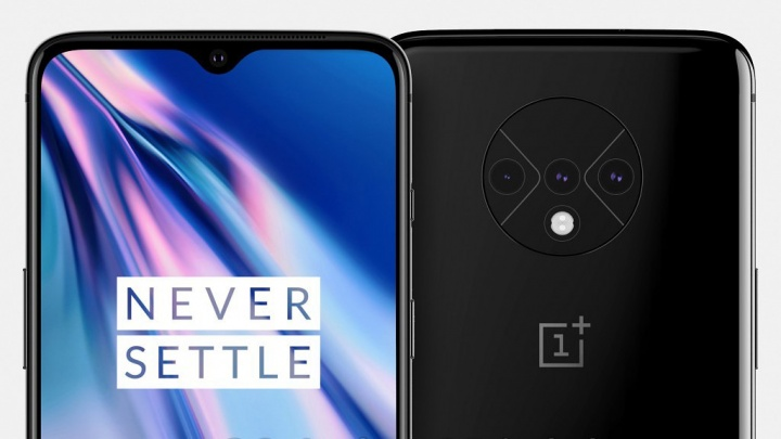 OnePlus 7T smartphone Android