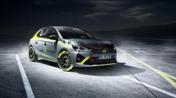 Opel Corsa-e Rally ADAC