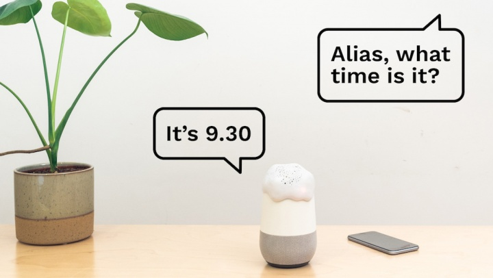 Project Alias Google Home