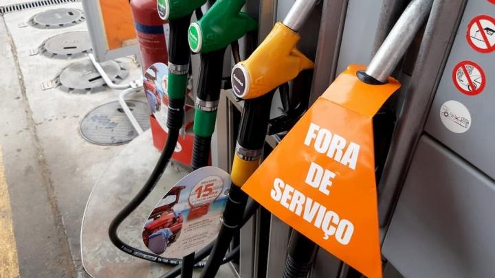 Combustíveis: Emitidos 15 mil dísticos para abastecimento prioritário