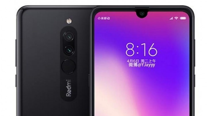Redmi 8 Note 8
