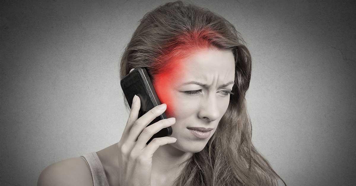 Níveis de radiação de radiofrequência dos iPhones são elevados