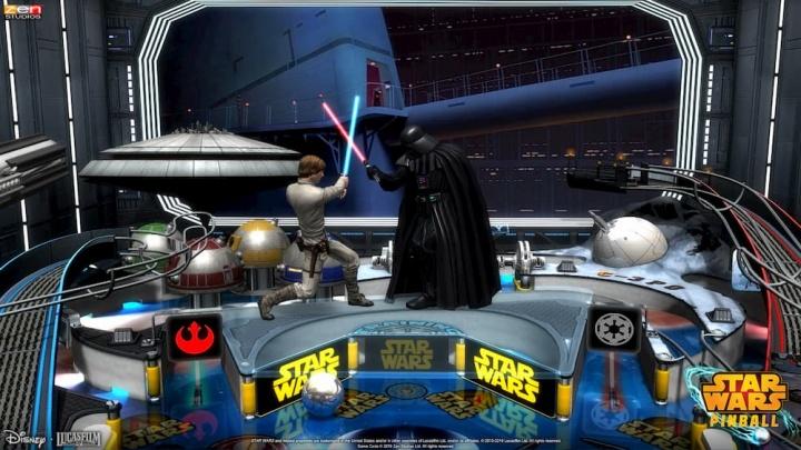 Star Wars Pinball: os flippers da Força a caminho da Nintendo Switch