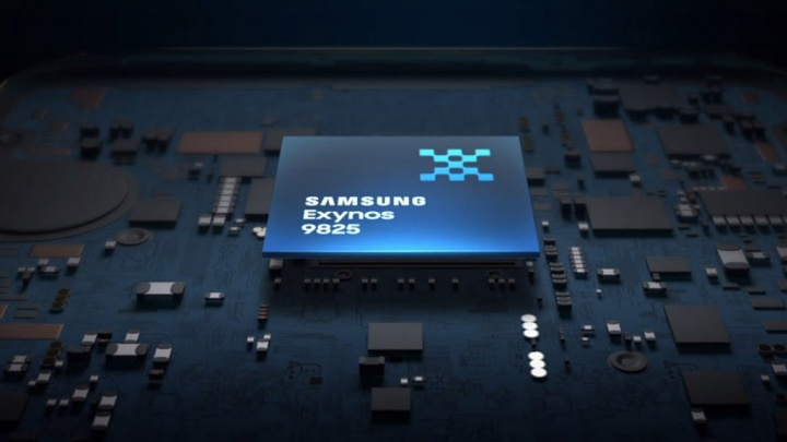 Exynos 9825 Samsung Galaxy Note10