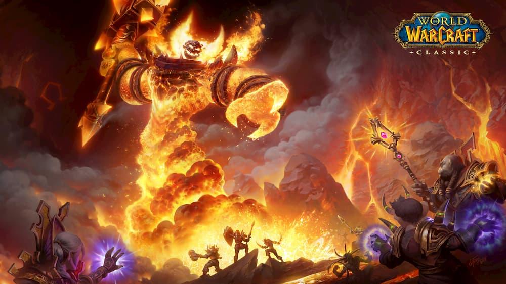 Lançamento World of Warcraft Classic