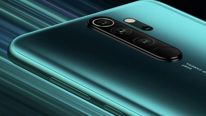 Xiaomi Redmi Note 8 Pro smartphone Android