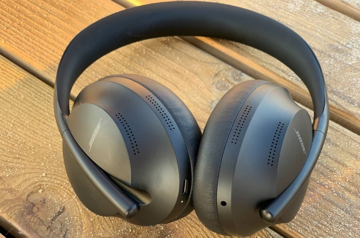 Imagem dos Bose Noise Cancelling Headphones 700