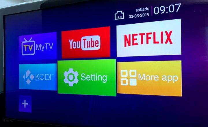 Amiko A6N - Box Android dedicada ao IPTV e com suporte 4K da Netflix