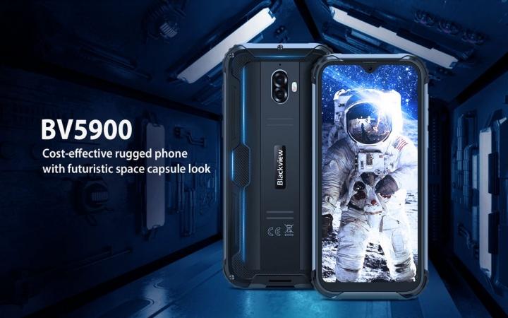 Blackview BV5900 - O smartphone mais resistente de sempre chegou!