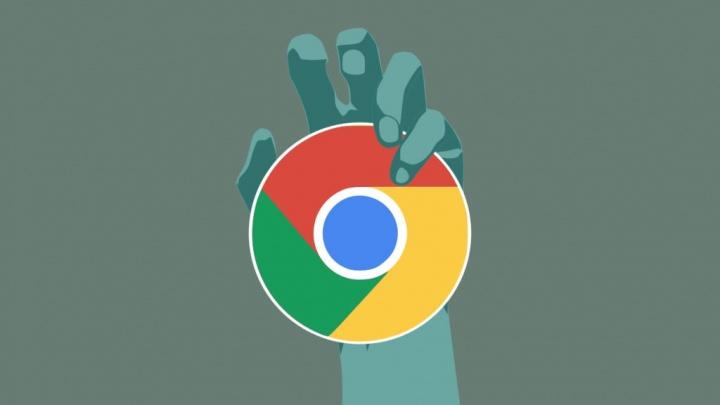 Chrome Google browser cookies notificações
