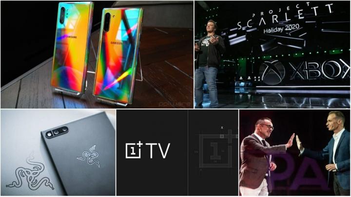 Destaques tecnológicos - Samsung, Google, Xiaomi, Apple