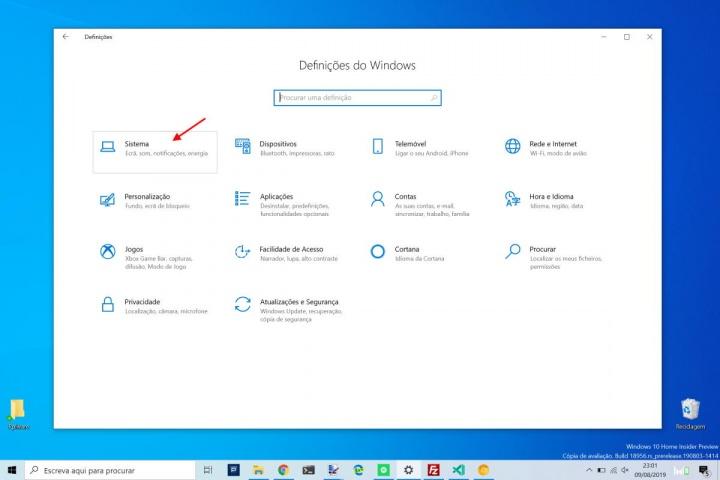 Windows 10 dados informação PC utilizadores