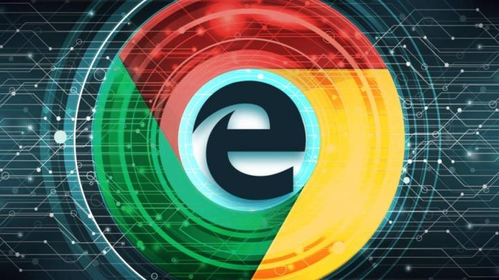 Microsoft Chrome browser Edge Chromium