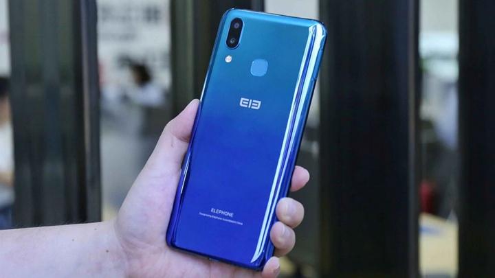 Elephone A6 Max chega com 4+64 GB, NFC e grande ecrã, por menos de 130 €