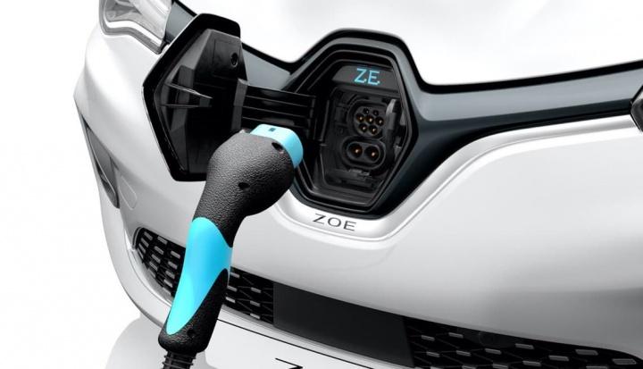 Carregamentos de carros elétricos