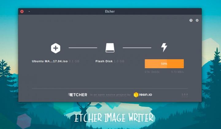 Aprenda a criar uma Pen de arranque com Linux usando o balenaEtcher