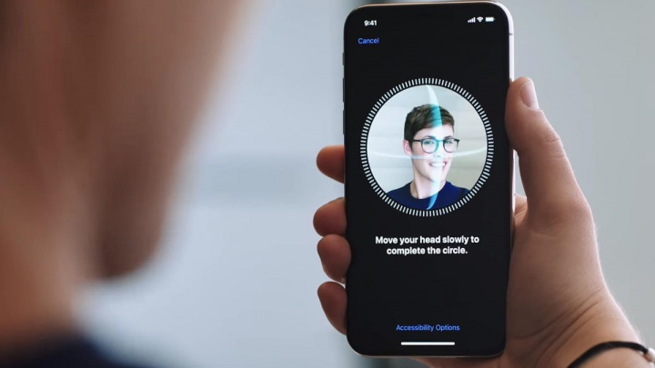 Face ID óculos Apple Black Hat falha
