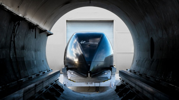 Hyperloop de Elon Musk poderá chegar à Índia em breve