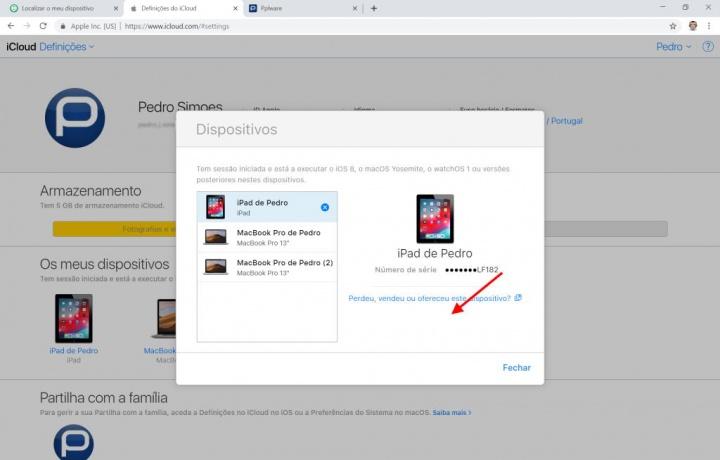 IMEI Android iOS smartphone acesso