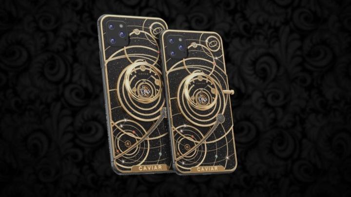 iPhone 11: eis o smartphone luxuoso da Apple com um toque de Caviar