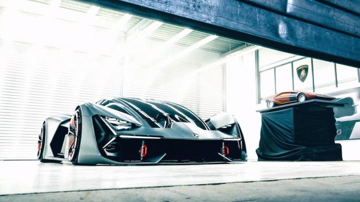 Lamborghini Terzo Milennio