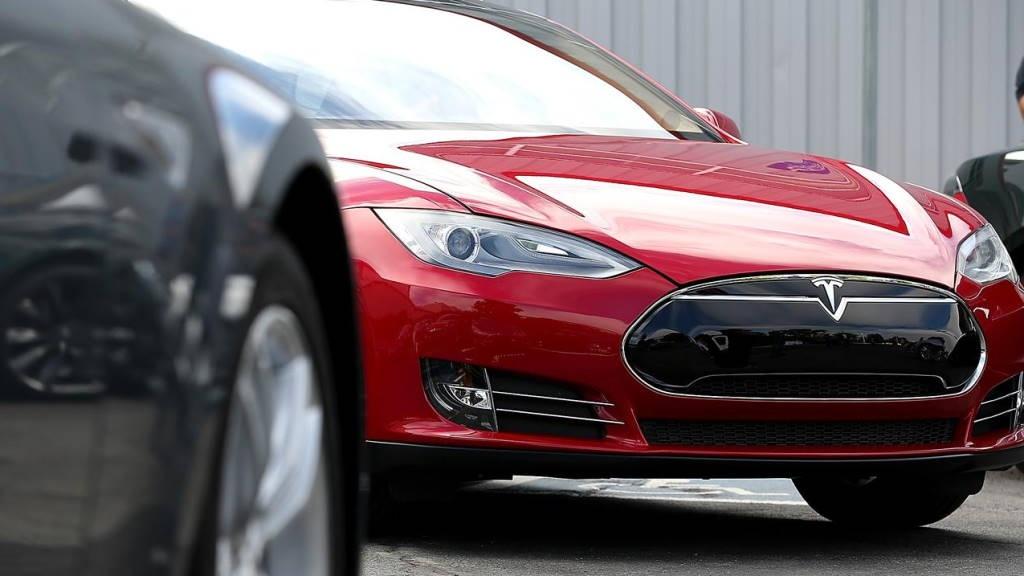 Tesla Model S chave copiar segurança