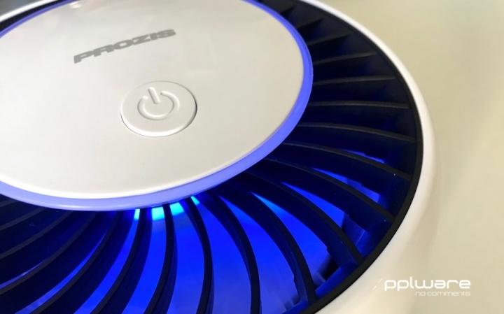 Cocoon: O Caça Mosquitos com Luz UV de 365 NM da Prozis