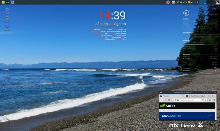 MX Linux: A distribuição que o vai fazer esquecer o Windows 10 (8)