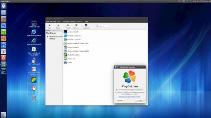 PlayOnLinux – Aplicações e jogos do Windows no Linux