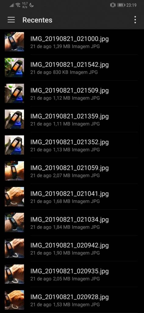 WhatsApp fotografias resolução original enviar