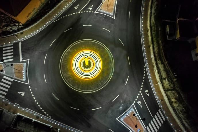 Código da Estrada: Sabe circular corretamente nas rotundas?