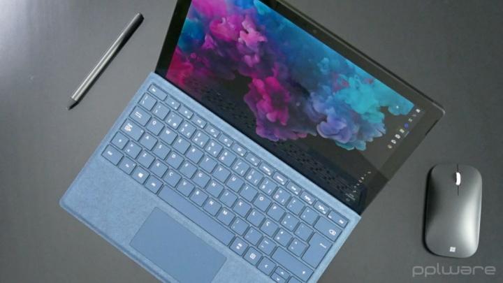 Microsoft Surface Pro bateria