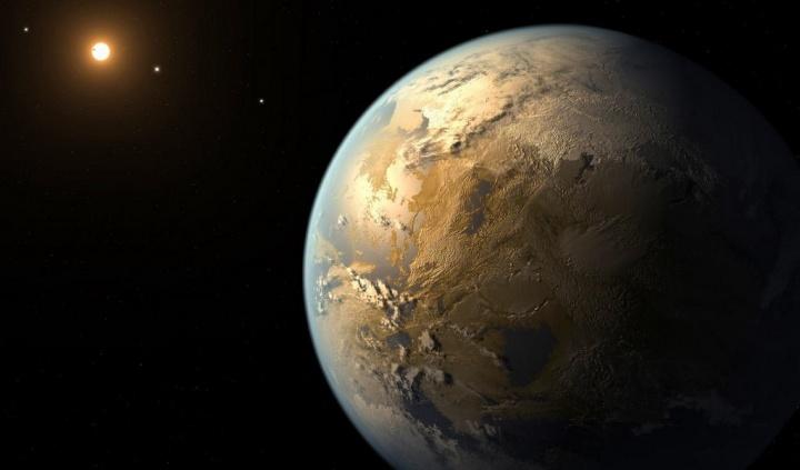 Cientistas acreditam que pode haver mundos com mais variedade de vida do que a Terra - NASA