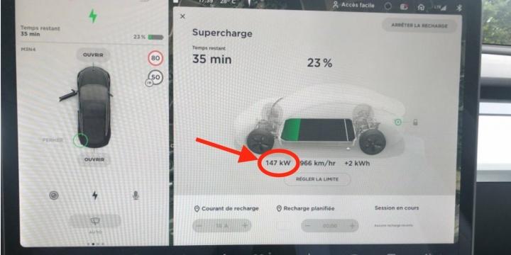 Europa: Tesla aumenta capacidade de energia dos SuperCarregadores