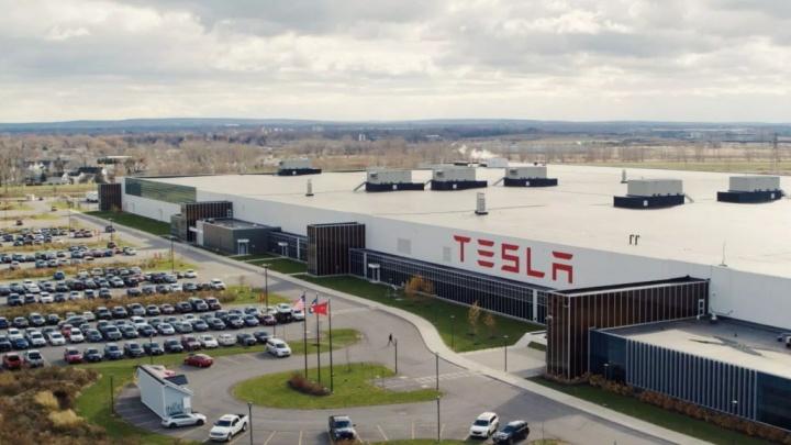 Fábrica da Tesla na Europa, a Gigafactory 4, ficará localizada em Berlim