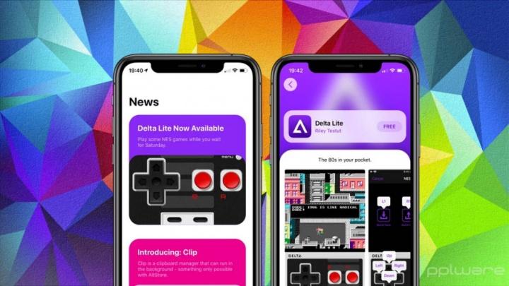 AltStore iOS loja apps Apple
