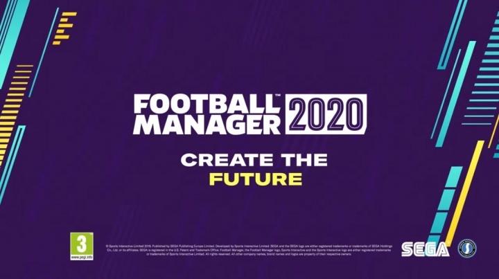 Levantou-se mais um pouco do véu sobre o jogo Football Manager 2020