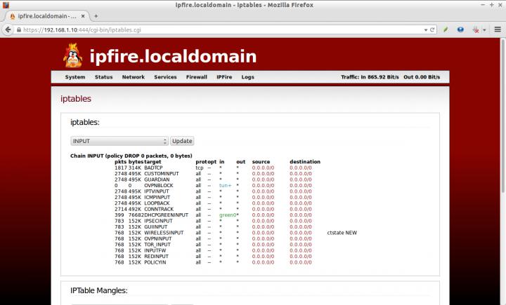 IPFire: A distribuição Linux grátis para criar routers e firewalls
