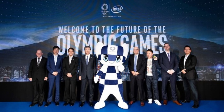 Intel Tóquio 2020 Jogos Olímpicos