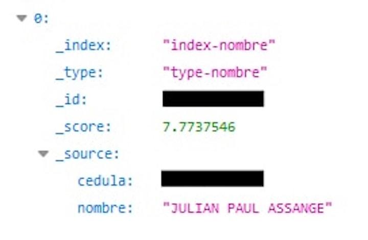 Julian Assange Equador