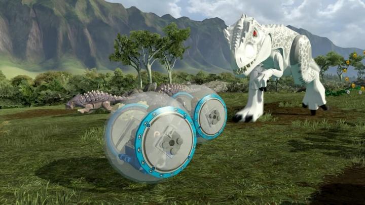 Switch prepara-se para receber jogo LEGO Jurassic World
