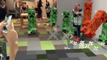 jogo Minecraft Earth jogos realidade aumentada