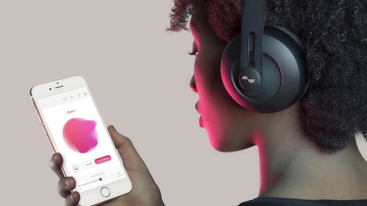 Nura headphones auriculares scan ouvido