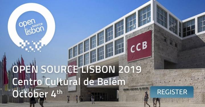 Open Source Lisbon 2019! Conheçam os primeiros Speakers e Sponsors