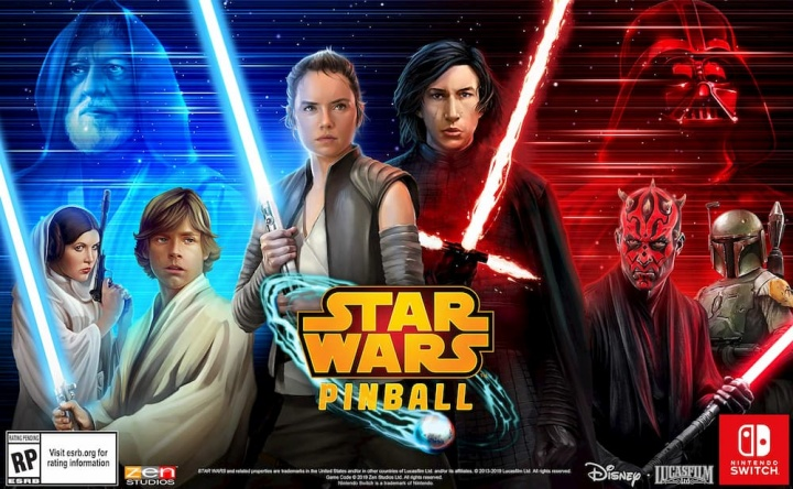 Análise: Star Wars Pinball (Nintendo Switch)