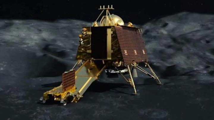 Falhou! Agência indiana perde contato com sonda Vikram antes da alunagem