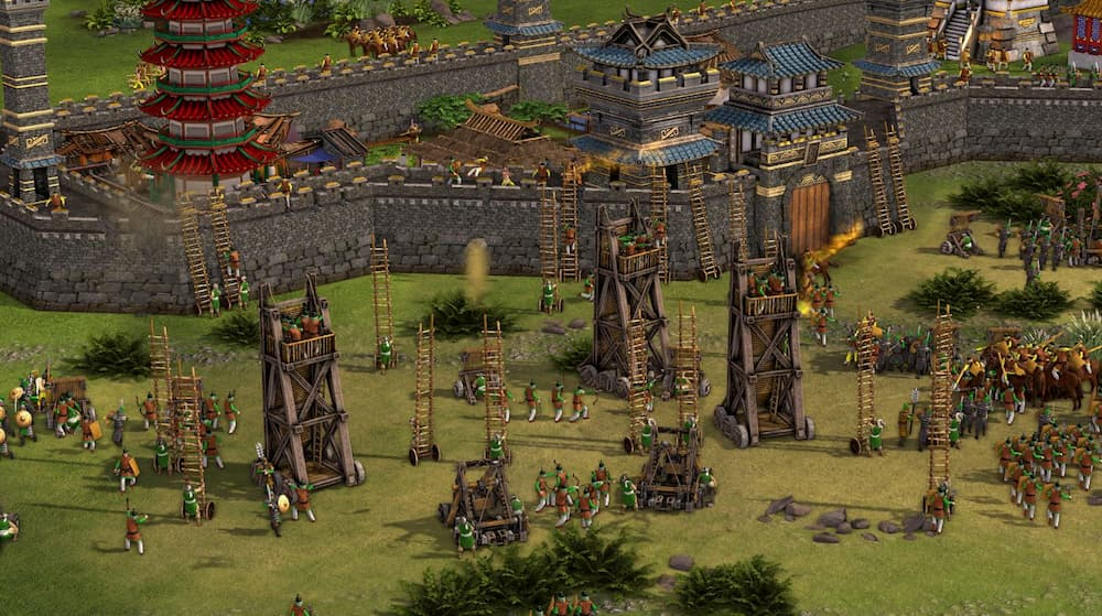 Resultado de imagem para Stronghold: Warlords cover