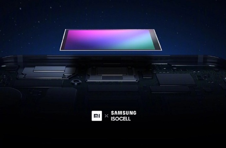 Xiaomi Mi Samsung ISOCELL 108 MP