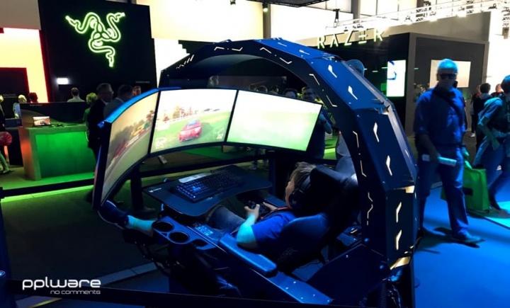 Predator Thronos Air: A poderosa cadeira de gaming da Acer de 8975 €