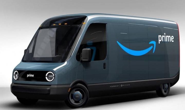 Imagem da carrinha Riviana para a Amazon que vai ajudar no acordo de Paris